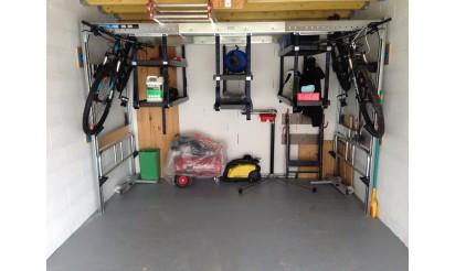 Support Vélo pour garage