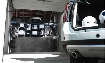 Placard rangement garage